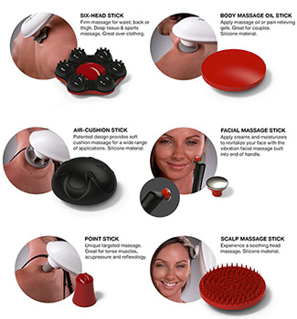 How to use pure wave cm7 massager?