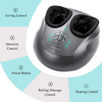 Best Foot Massager For Peripheral Neuropathy Nerve Pain