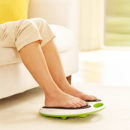 How long should you use a foot massagers device