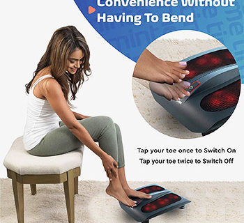 Are Foot Massagers Good For Plantar Fasciitis?